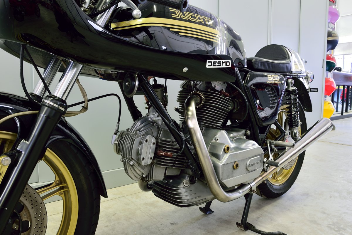 Ducati 900 SS 1981 For Sale (picture 2 of 6)