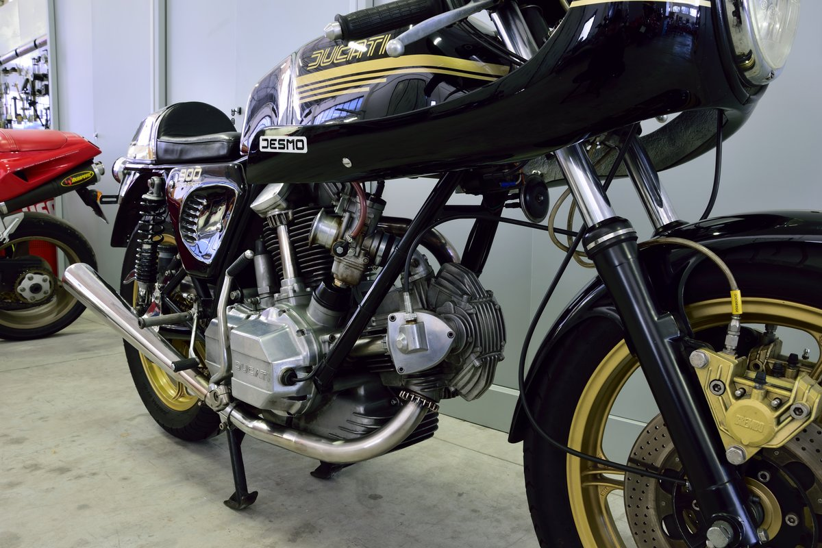 Ducati 900 SS 1981 For Sale (picture 3 of 6)