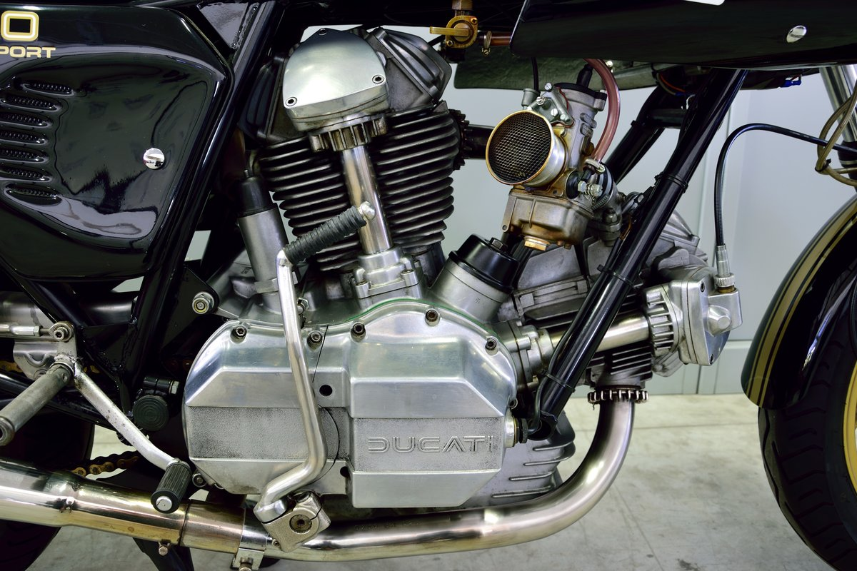 Ducati 900 SS 1981 For Sale (picture 5 of 6)