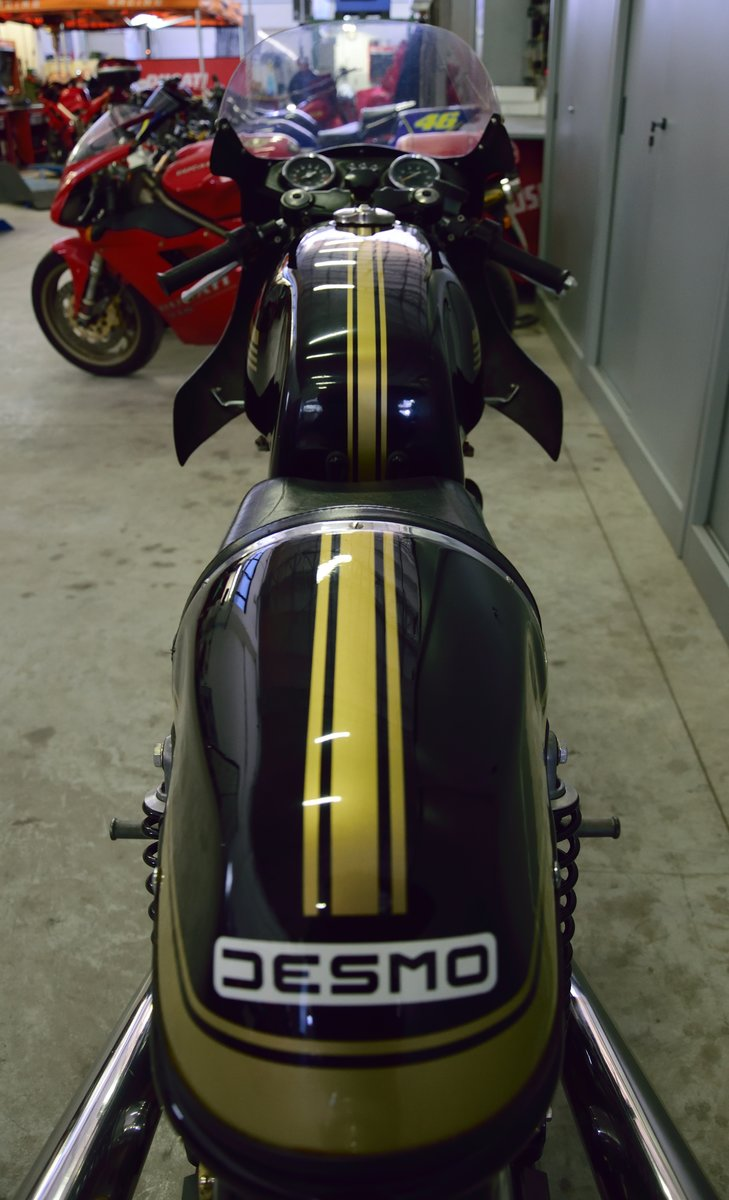 Ducati 900 SS 1981 For Sale (picture 6 of 6)