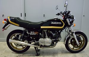 Picture of 1980 Ducati SD 900 Darmah