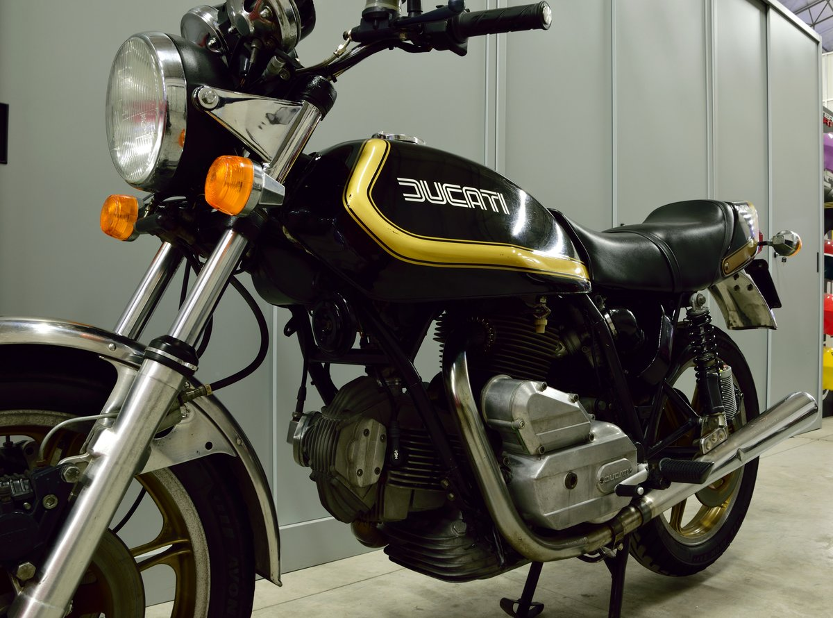 1980 Ducati SD 900 Darmah For Sale (picture 3 of 6)