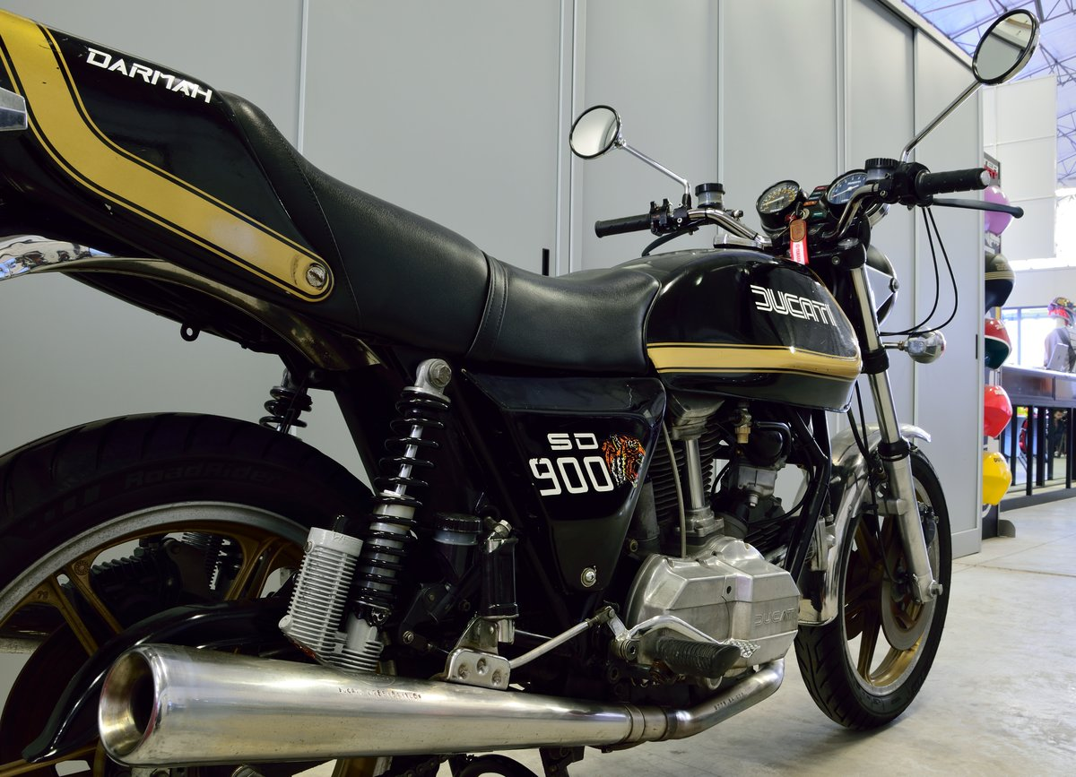1980 Ducati SD 900 Darmah For Sale (picture 4 of 6)