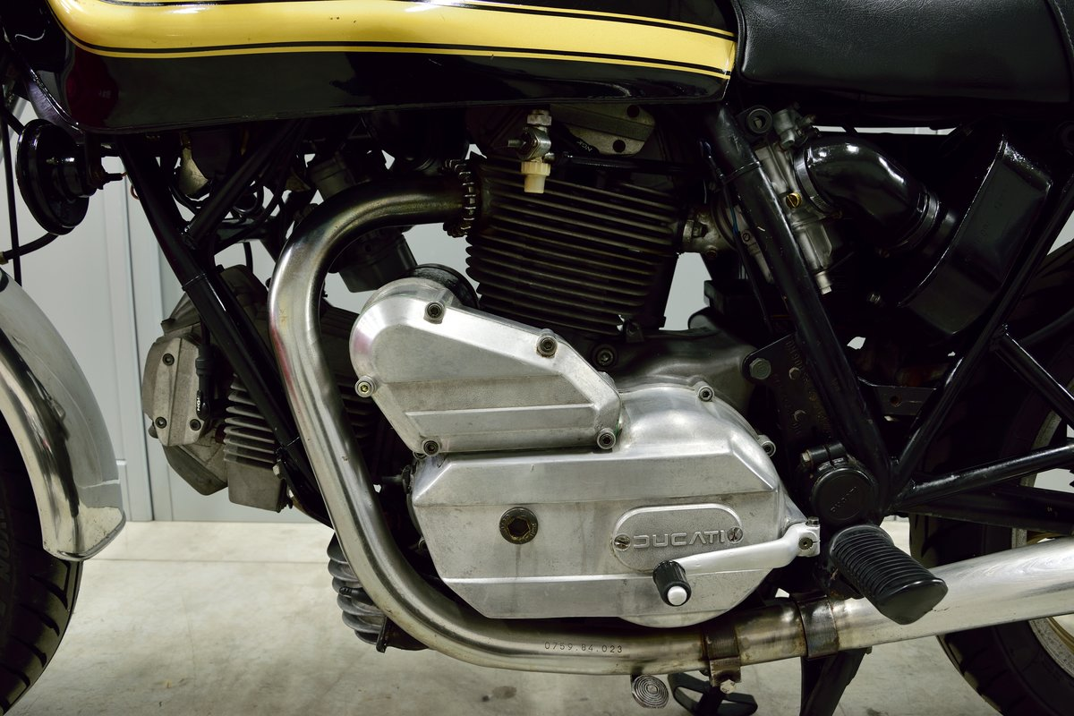 1980 Ducati SD 900 Darmah For Sale (picture 6 of 6)