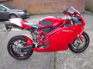 2005 Ducati 749 S MONOPOSTA
