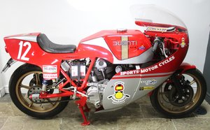 1980 Ducati NCR 900 cc Replica , Built by  SOLD