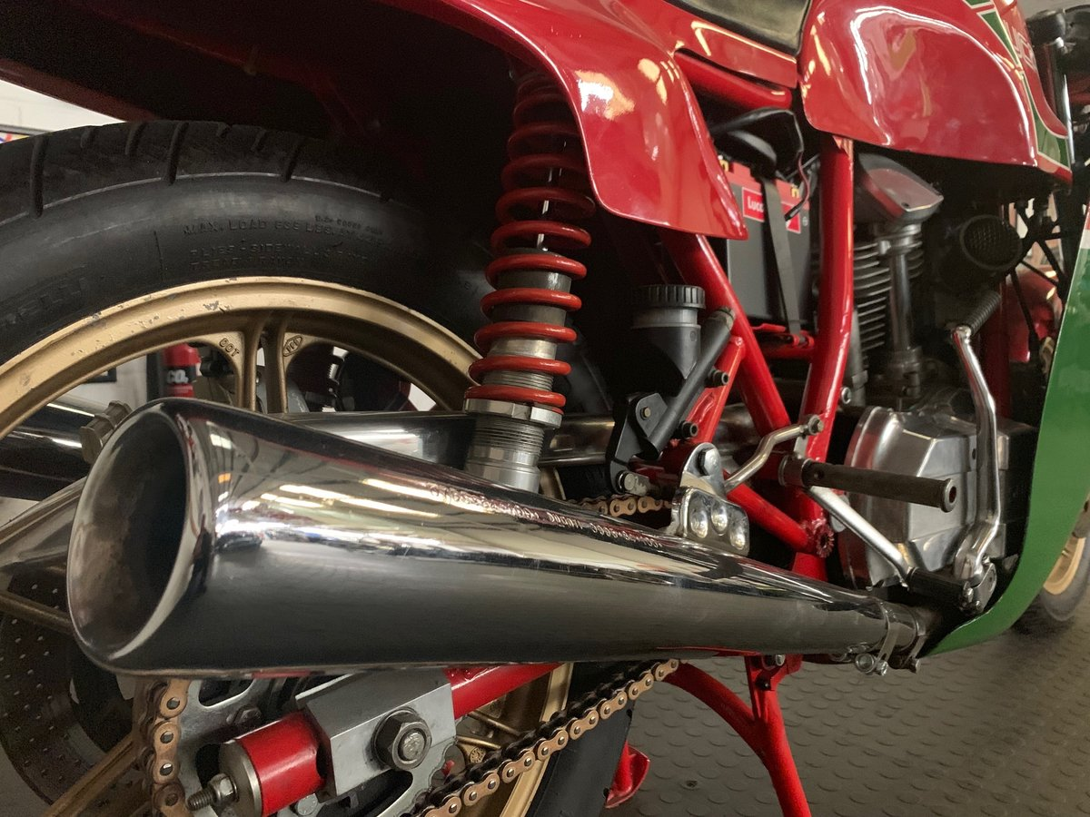 1981 Ducati Mike Hailwood Replica  For Sale (picture 3 of 6)