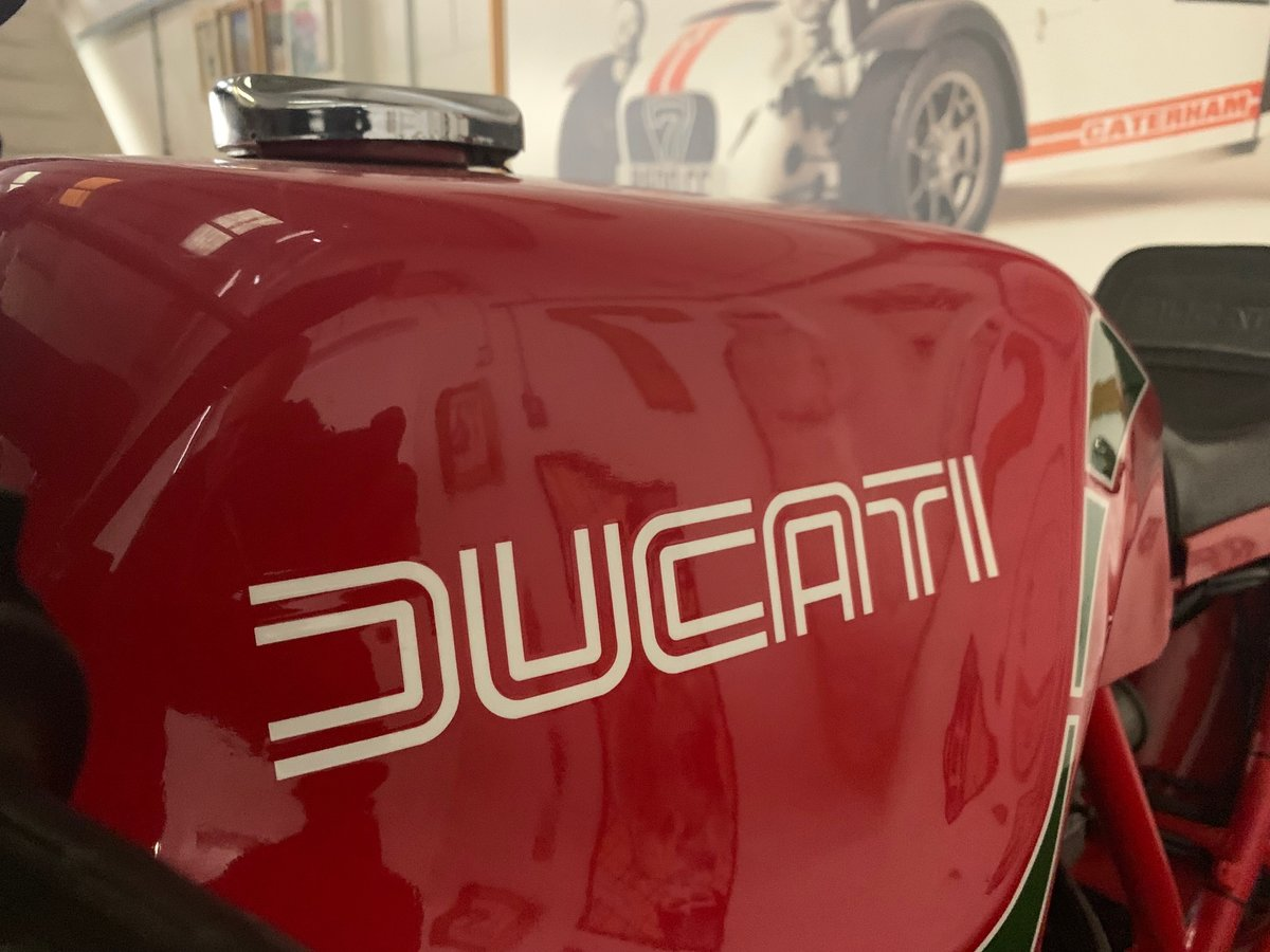 1981 Ducati Mike Hailwood Replica  For Sale (picture 5 of 6)