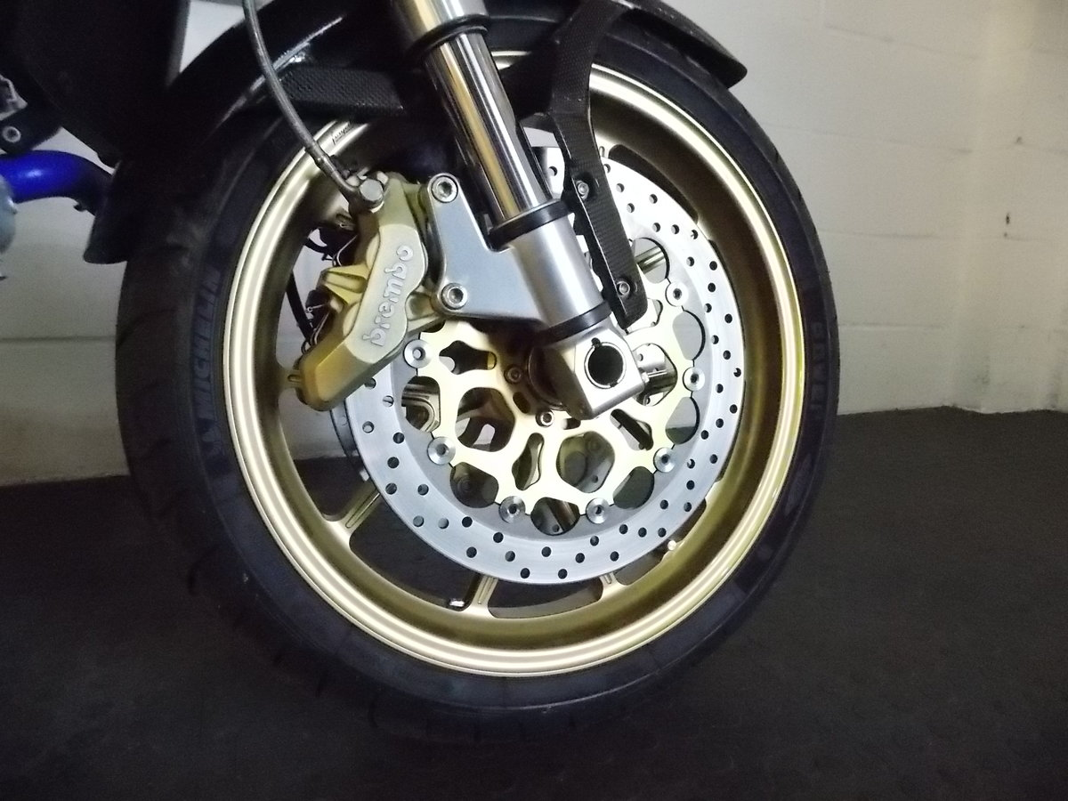 2001 Ducati Monster S4 Senna For Sale (picture 4 of 6)