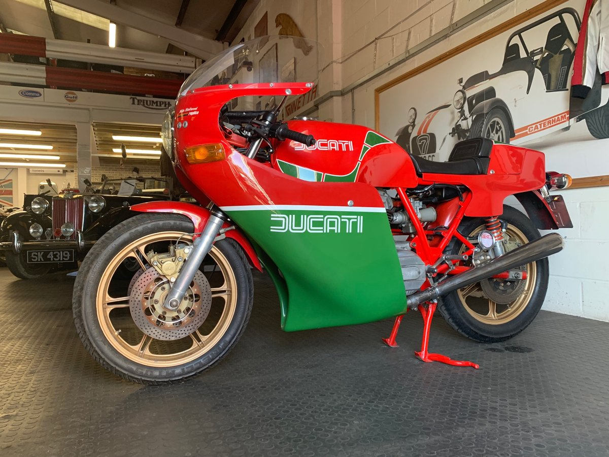 Ducati Mike Hailwood Replica 1981 For Sale (picture 3 of 6)