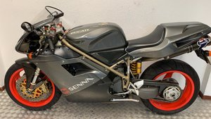 Picture of Ducati 916 Senna 1995 first edition SOLD