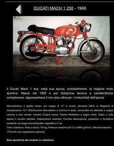 Ducati 250 Mach 1  1968