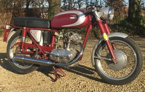 Ducati 160 cc monza junior