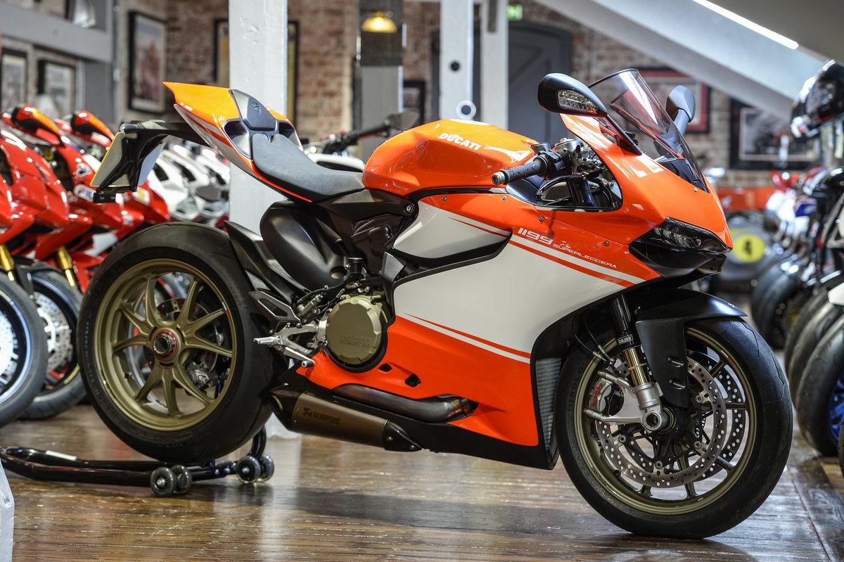 2015 Ducati 1199 Superleggera No #39 of 500 For Sale (picture 1 of 6)