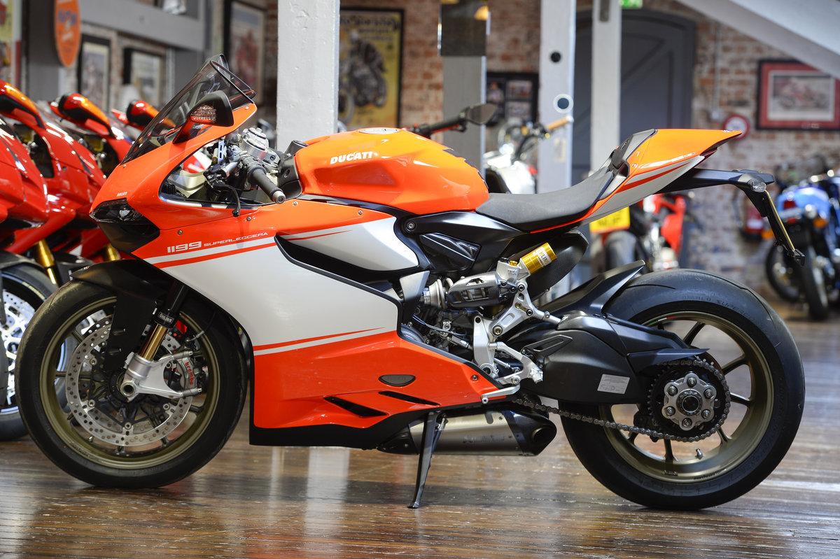 2015 Ducati 1199 Superleggera No #39 of 500 For Sale (picture 6 of 6)