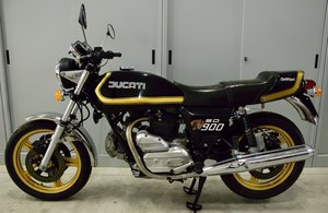 Picture of 1981 Ducati Darmah 900