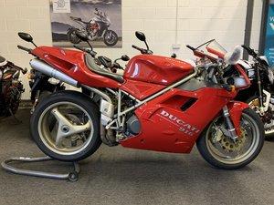1994 Ducati 916 Strada (Varese)