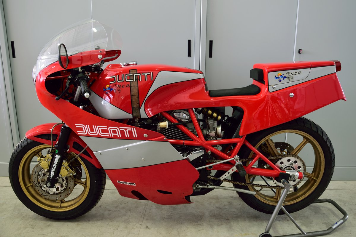 1983 Ducati Pantah NCR 600 For Sale (picture 1 of 6)