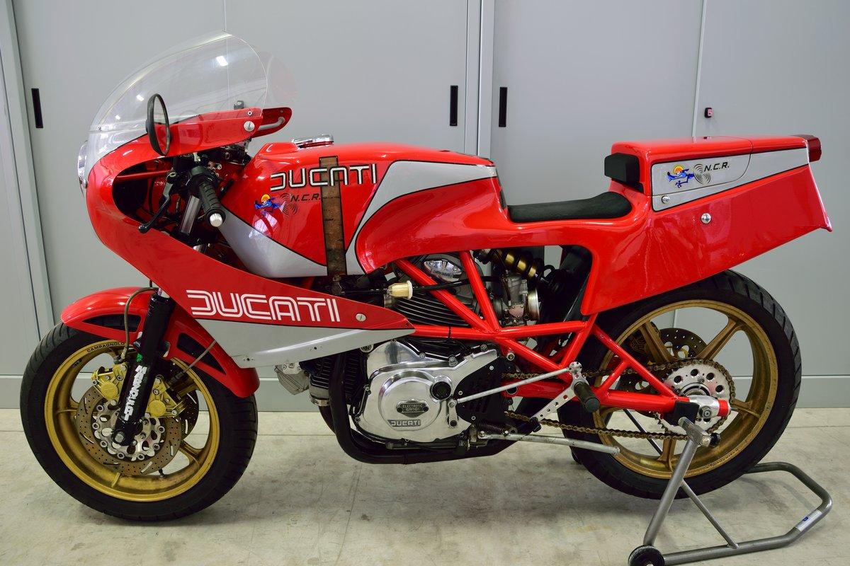 1983 Ducati Pantah NCR 600 For Sale (picture 2 of 6)