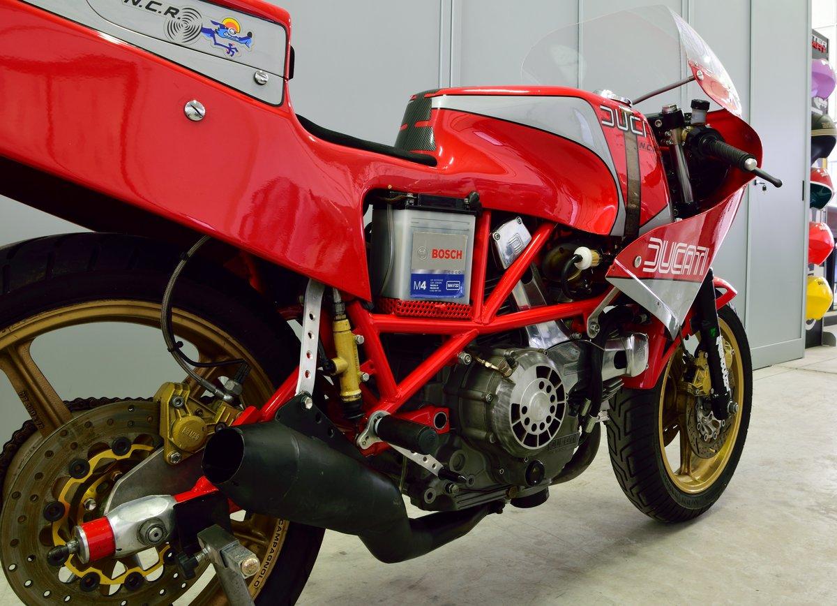 1983 Ducati Pantah NCR 600 For Sale (picture 3 of 6)