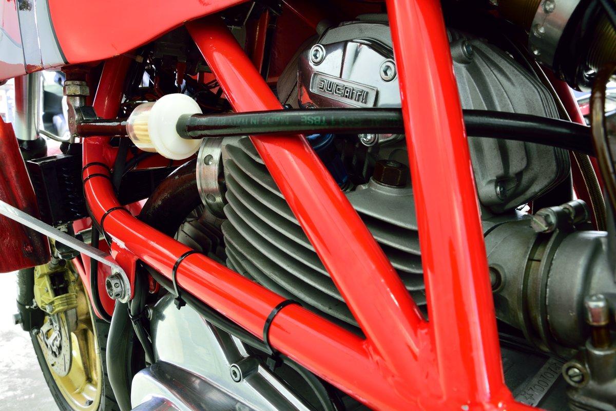 1983 Ducati Pantah NCR 600 For Sale (picture 6 of 6)