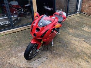 2003 Ducati 999 S 10,000 Miles