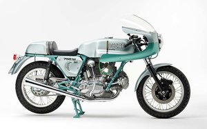1974 Ducati Supersport - Greenframe