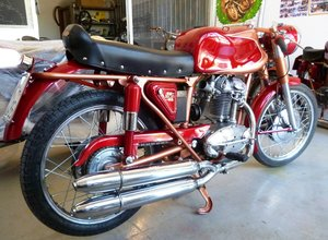 1959 Ducati 175 Sport