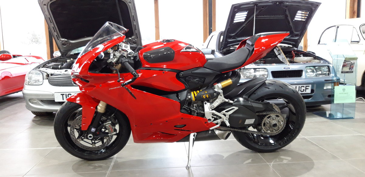 2016 Ducati Panigale 1299 For Sale (picture 2 of 6)