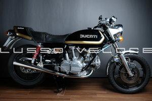 Ducati Darmah 900 SD