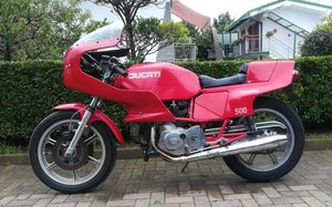 Picture of 1980 Ducati 500cc SL Pantah SOLD