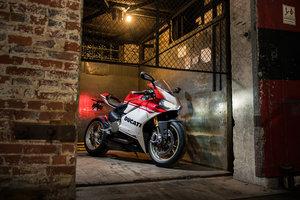 2017 Ducati 1299 Panigale S Anniversario