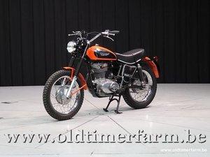 1971 Ducati 350 Scrambler '71