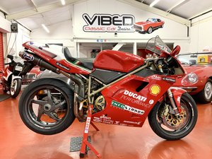 Ducati 996 SPS 1999 No.15 // 1 of 40 Official UK Bikes