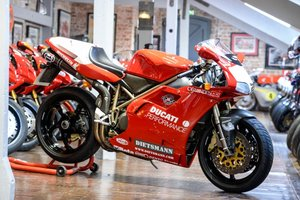 Ducati 916 SPS Foggy Rep #179 of 202 produced