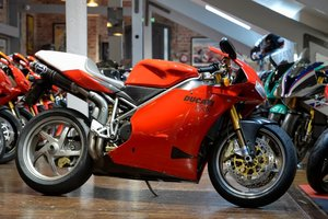 2002 Ducati 998R Low Mileage Example. No: 006 of 700 Produced