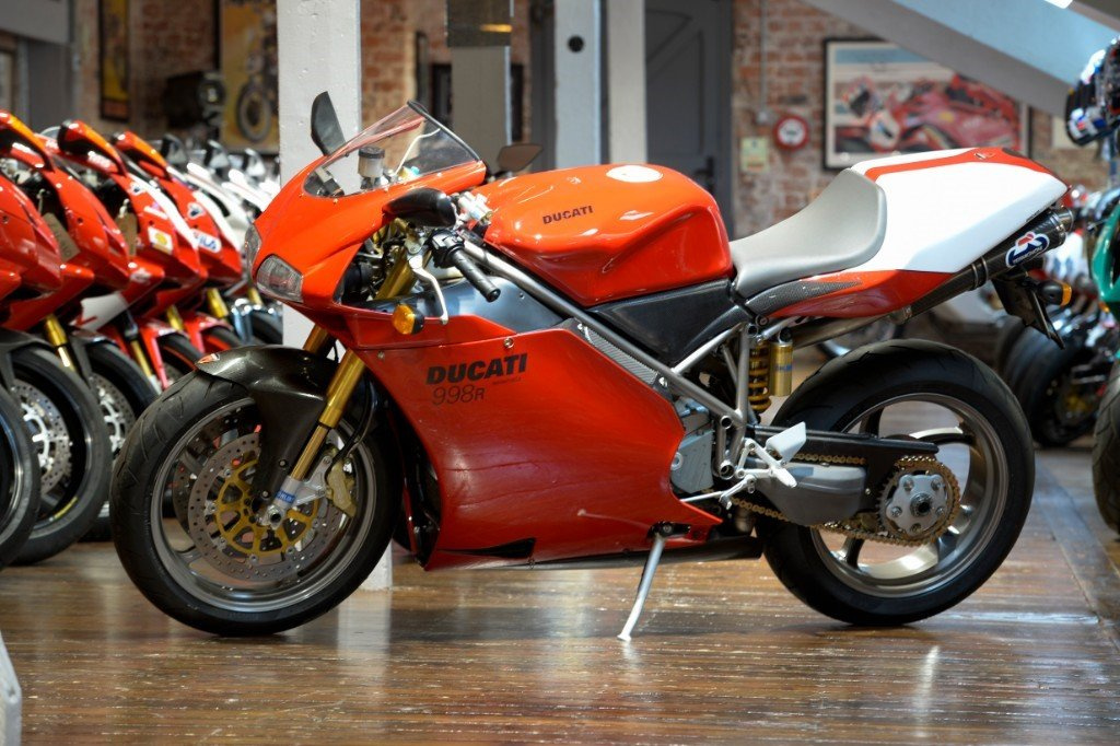 2002 Ducati 998R Low Mileage Example. No: 006 of 700 Produced For Sale (picture 6 of 6)