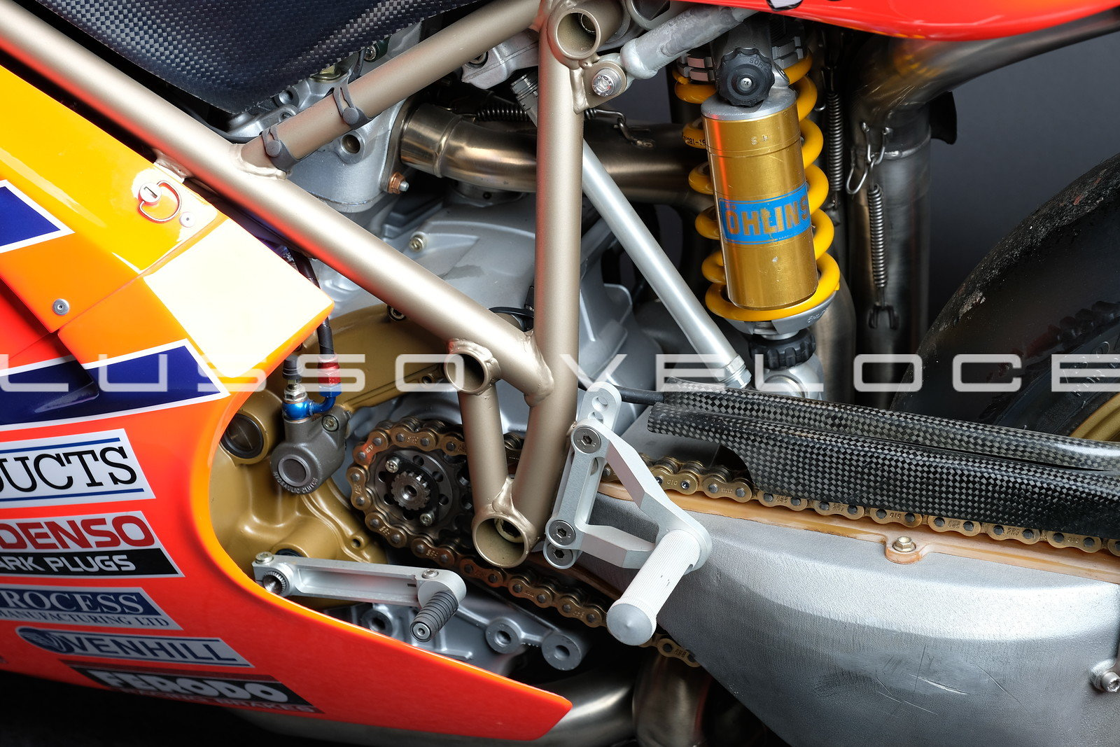 1995 Ducati 955 RS Corse Ex Hizzy 95 BSB Title winner  For Sale (picture 3 of 6)