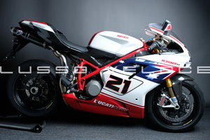 Picture of 2009 Zero Miles Ducati 1098R Bayliss special edition For Sale