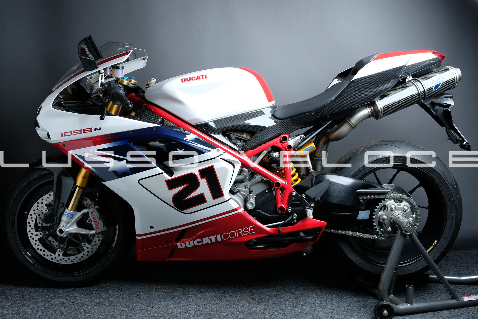 2009 Zero Miles Ducati 1098R Bayliss special edition  For Sale (picture 2 of 6)