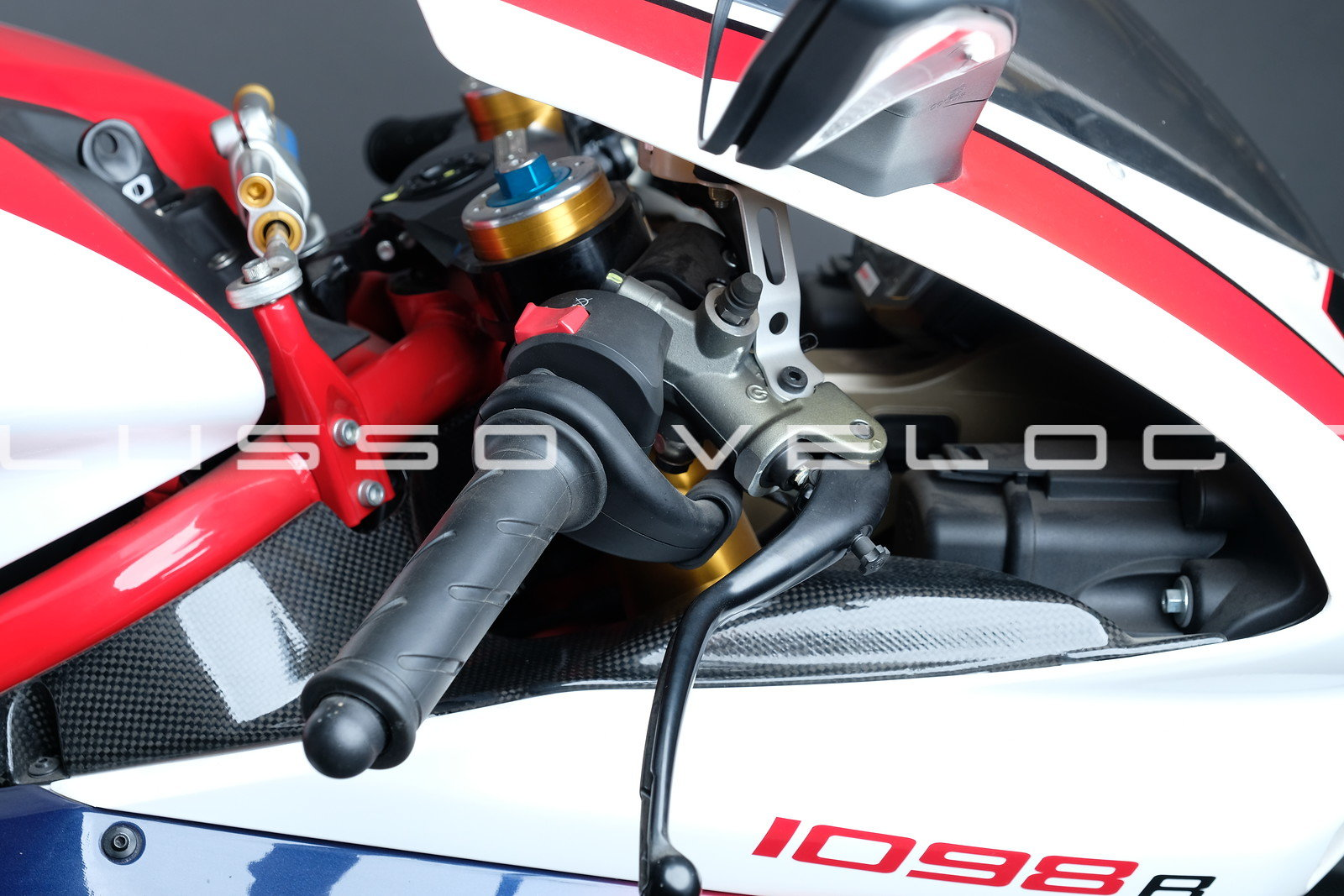 2009 Zero Miles Ducati 1098R Bayliss special edition  For Sale (picture 6 of 6)