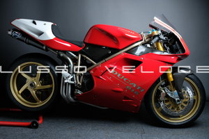 Picture of Ducati 955 Corse 1996 EX DJ Gold Winner