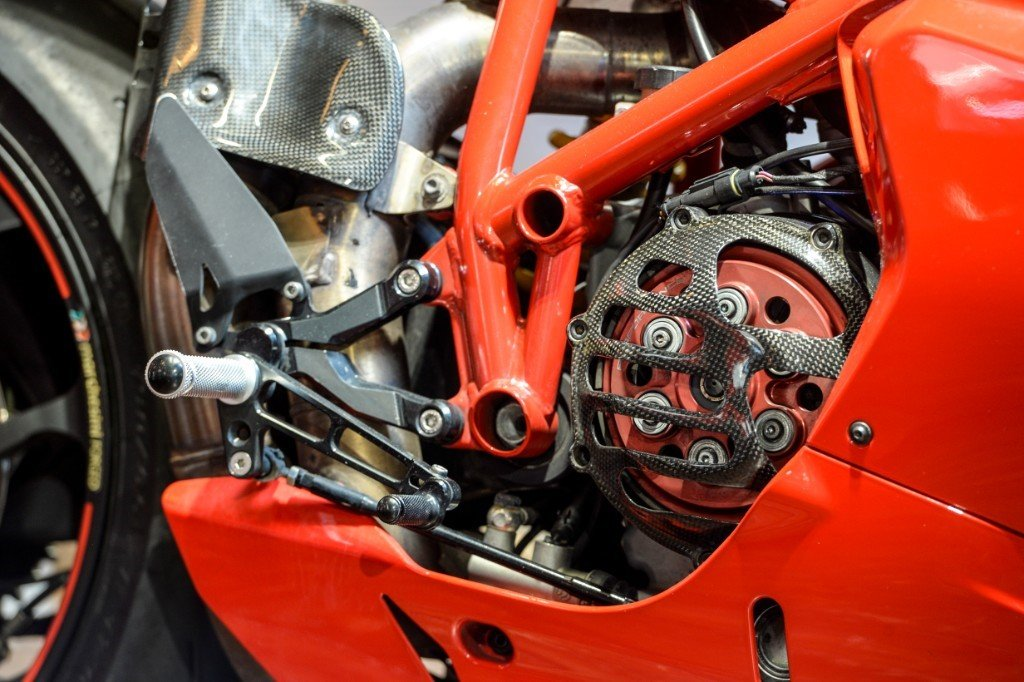 2011 Ducati 1198 SP Rare example Low miles For Sale (picture 3 of 6)