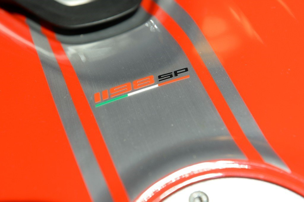 2011 Ducati 1198 SP Rare example Low miles For Sale (picture 4 of 6)
