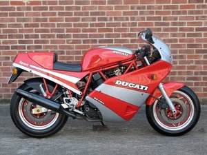 1991 Ducati 750 Sport