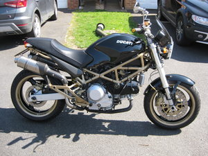Ducati  Monster Perfect [ almost ]