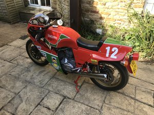 1982 Ducati 900 Mike Hailwood Replica MHR