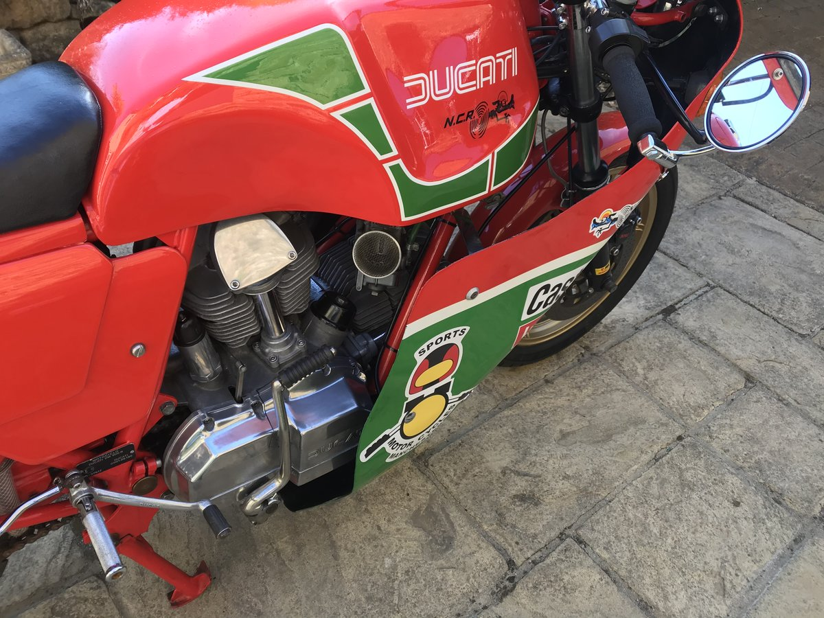 1982 Ducati 900 Mike Hailwood Replica MHR For Sale (picture 2 of 6)
