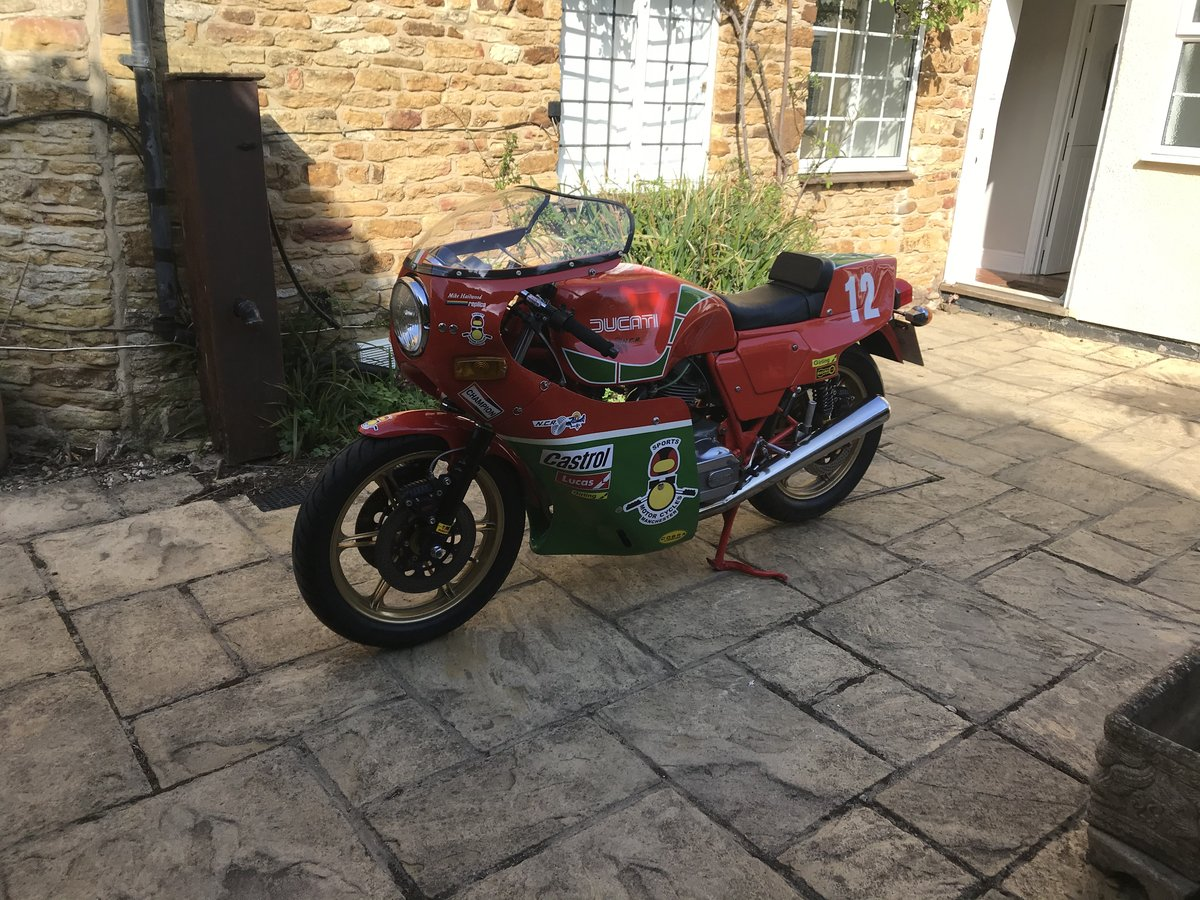 1982 Ducati 900 Mike Hailwood Replica MHR For Sale (picture 4 of 6)