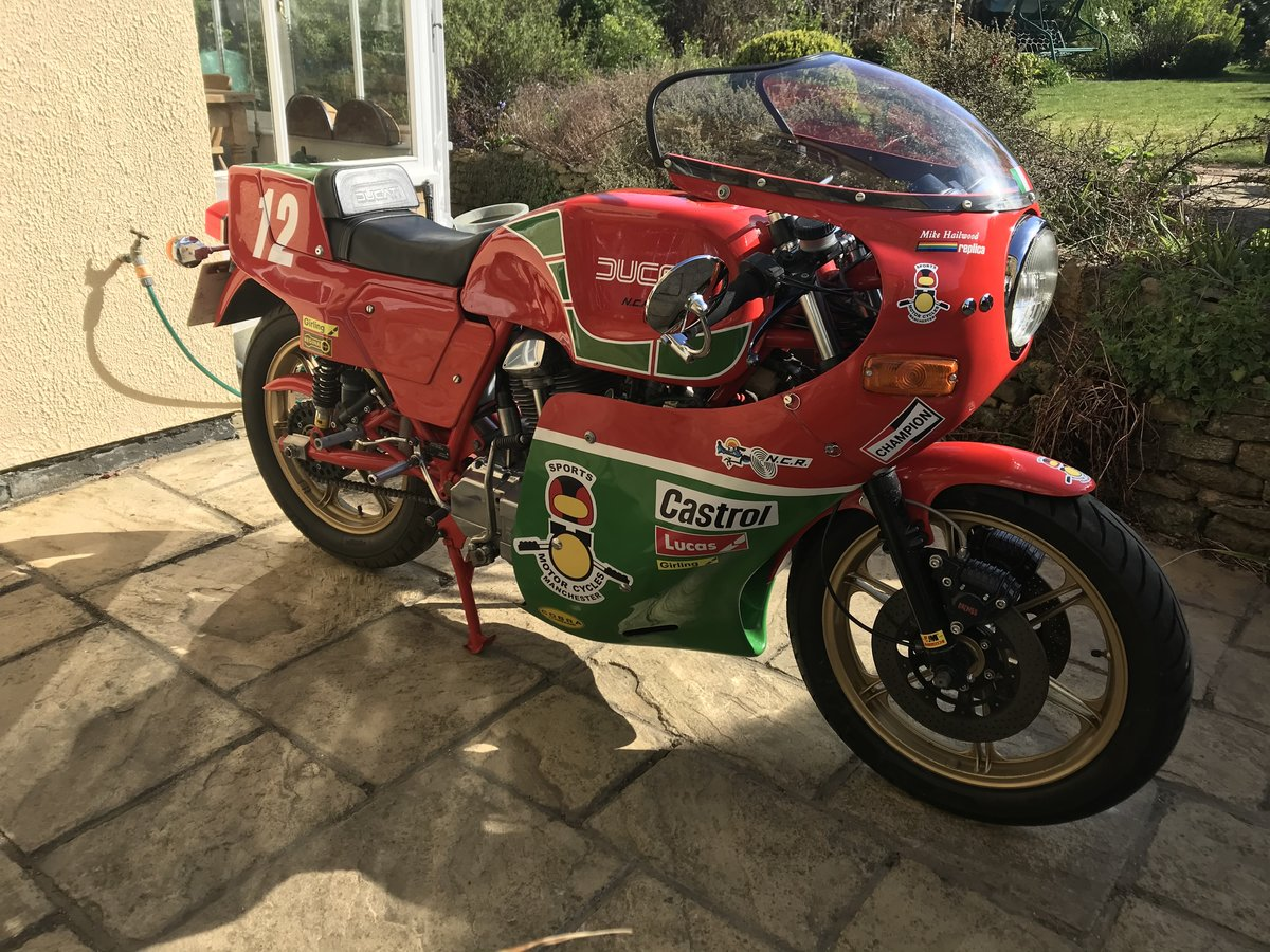 1982 Ducati 900 Mike Hailwood Replica MHR For Sale (picture 5 of 6)